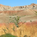 Badlands Yellow Mounds #2