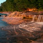 Miner's Beach Lake Superior