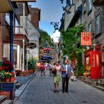 Shopping in Old Quebec