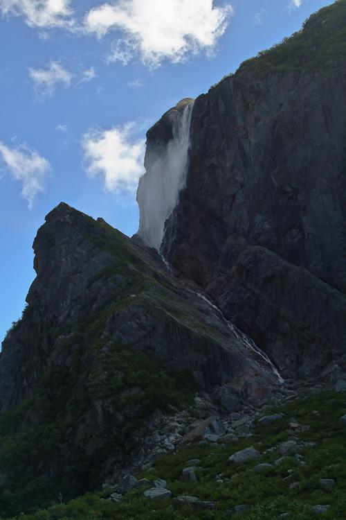 Western Brook Pond Falls, Gros Morne National Park