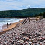 Ingonish Beach, Nova Scotia
