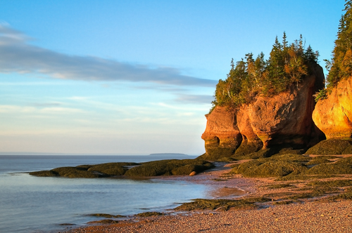 Hopewell Rocks, Bay of Fundy, Nova Scotia