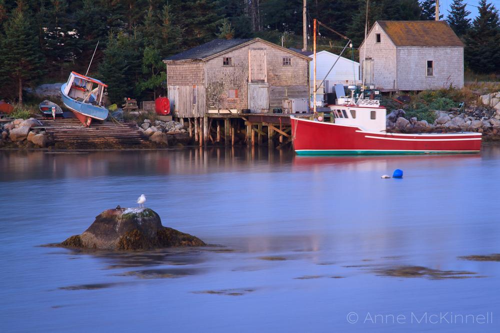 A boat for dad nova scotia anne mckinnell photography for Nova scotia fishing