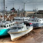 Fishing Boat, New Brunswick