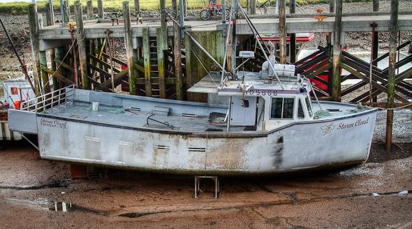 Fishing Boat, New Brunswick
