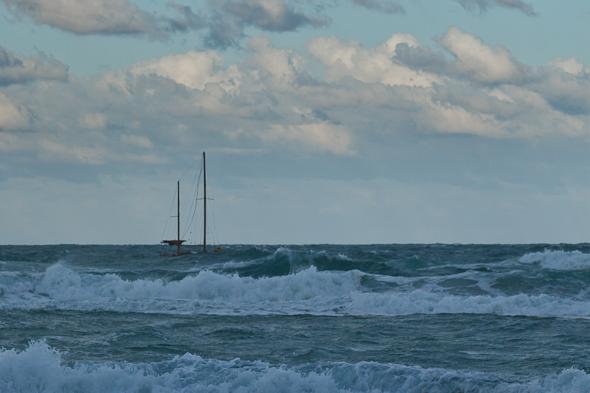 Rescue at Ormond Beach, Florida
