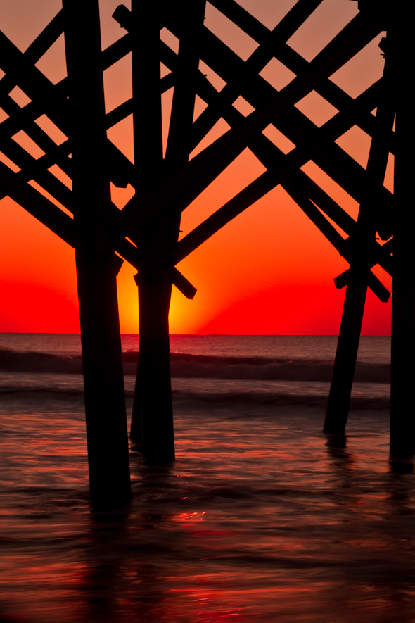 Folly Beach, Charleston, South Carolina