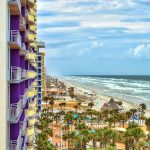 View of Daytona Beach