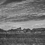 Sierra del Carmen BW by Anne McKinnell