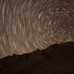 Star Trails, Guadalupe Mountains National Park, Texas