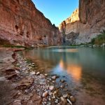 Boquillas Canyon, Texas