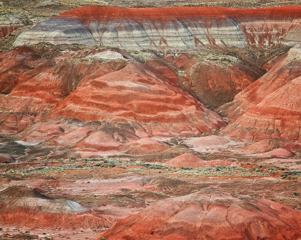 Petrified Forest National Monument, Arizona