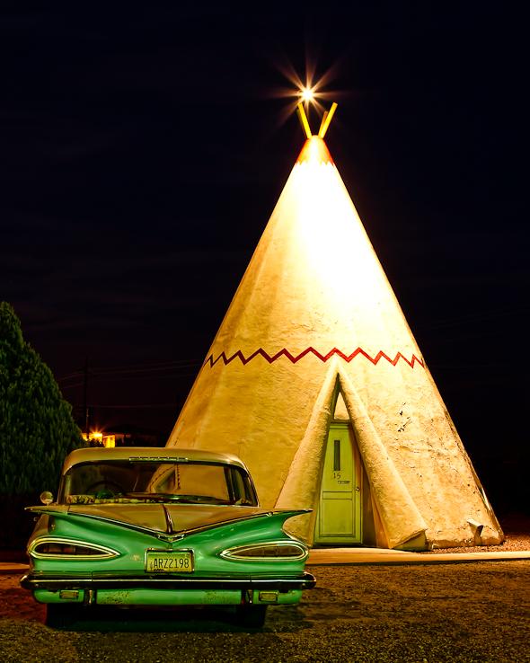 Wigwam Hotel, Holbrook, Arizona