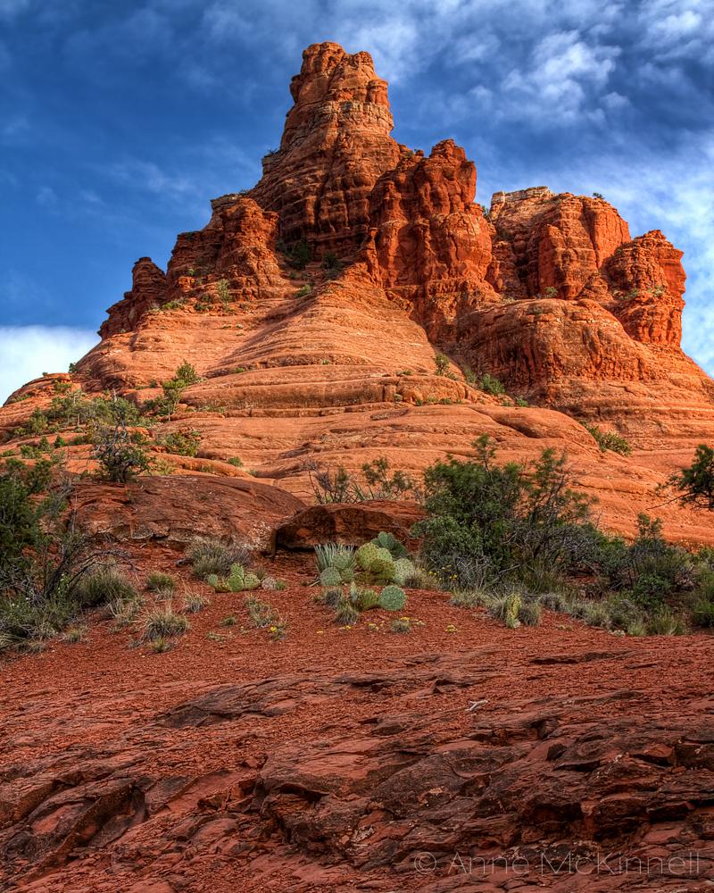 Rock Formations In Sedona Arizona Anne Mckinnell