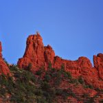 Rock Formations in Sedona, Arizona