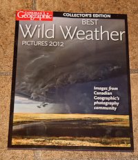 Best Wild Weather Pictures 2012, Canadian Geographic