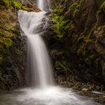 Lupin Falls, Strathcona Provincial Park, British Columbia