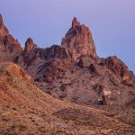 Mule Ears, Big Bend National Park