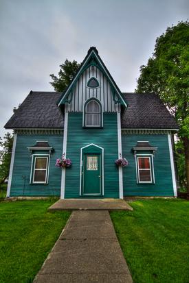 Judge Jones House, Woodstock, New Brunswick