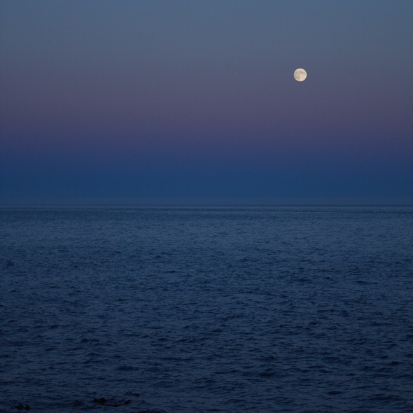 Dark Sea Moon, Victoria, British Columbia