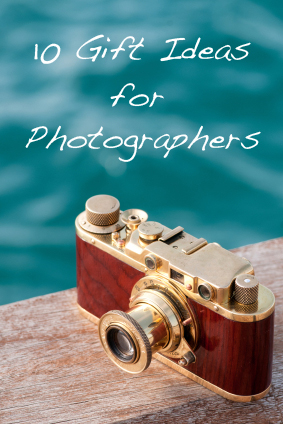 10 Gift Ideas for Photographers