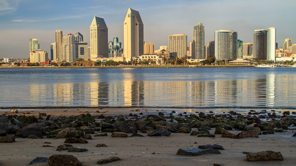 6 Attempts At The San Diego Skyline