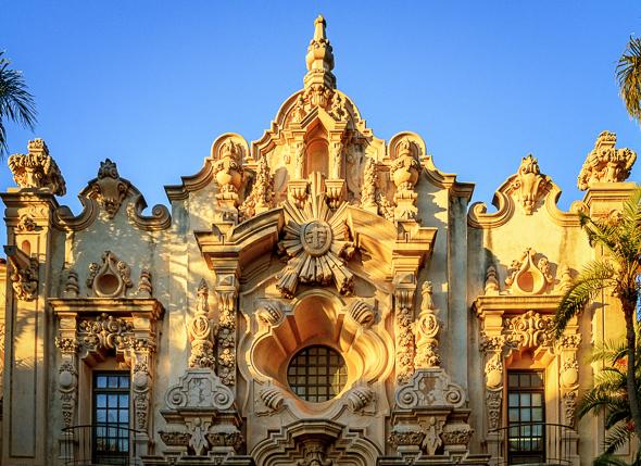 Casa del Prado, Balboa Park by Anne McKinnell
