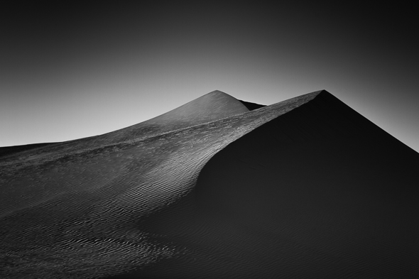 Imperial Sand Dunes, California, by Anne McKinnell