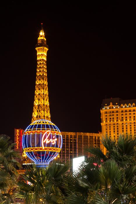Paris Hotel, Las Vegas by Anne McKinnell