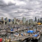 False Creek, Vancouver, by Anne McKinnell