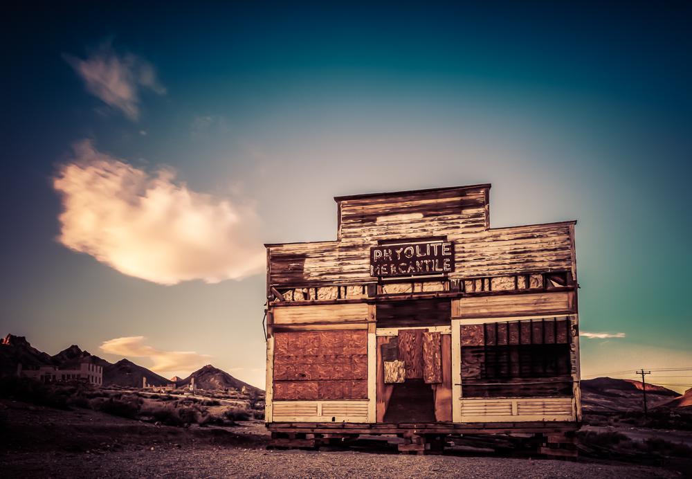 Death Valley Rhyolite Ghost Town - YouTube |Rhyolite Ghost Town