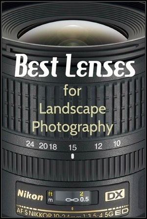 Learn how to make sense of all the different types of lenses and how to know which are the best lenses for landscape photography. http://annemckinnell.com #cameralens #landscapephotography #lens