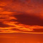 Best Sunset EVER at Jumbo Rocks