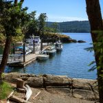Wallace Island Marine Park, British Columbia