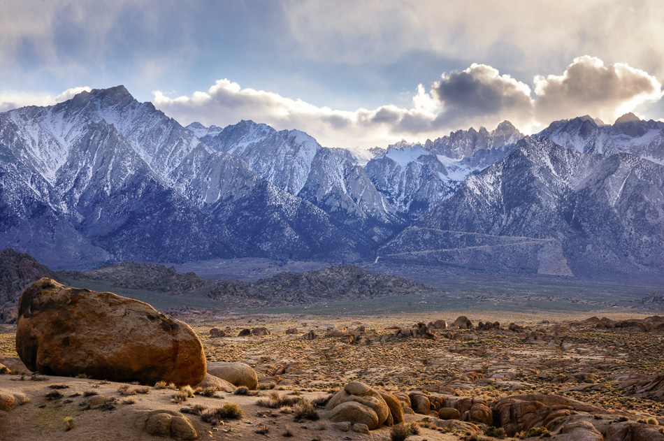 Alabama Hills by Anne McKinnell