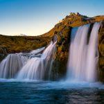 Iceland: Kirkjufellsfoss Waterfall