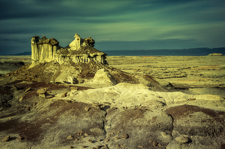 Bisti Badlands, New Mexico