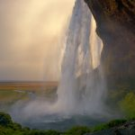 Iceland: Seljalandsfoss Waterfall