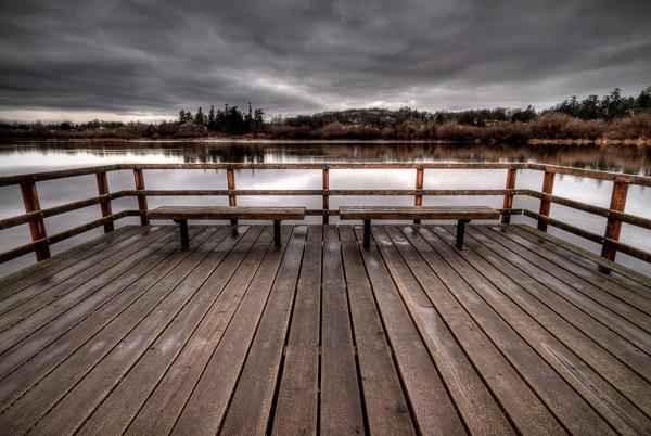 Swan Lake, Victoria, British Columbia