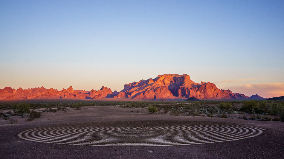 Kofa National Wildlife Refuge, Arizona