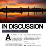 Interview in Light and Landscape Magazine