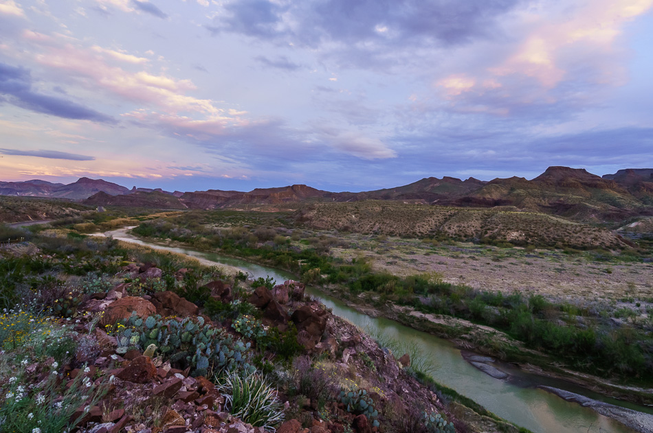 Big Bend Ranch State Park, Texas by Anne McKinnell