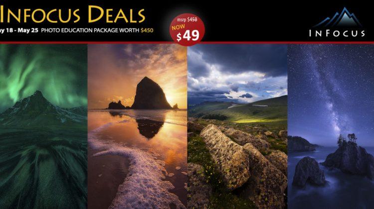 Photography Education Bundle Plus My New Lightroom Video Course