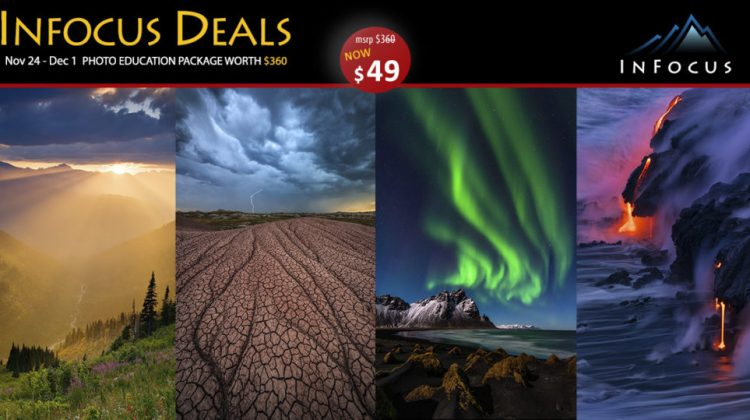 Best Black Friday Photography Deals 2016