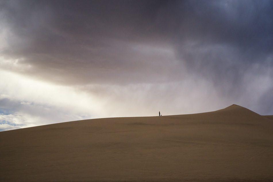 Dumont Dunes, California