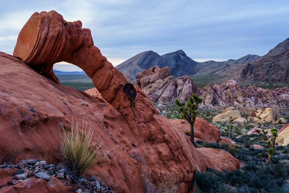 Whitney Pocket, Nevada