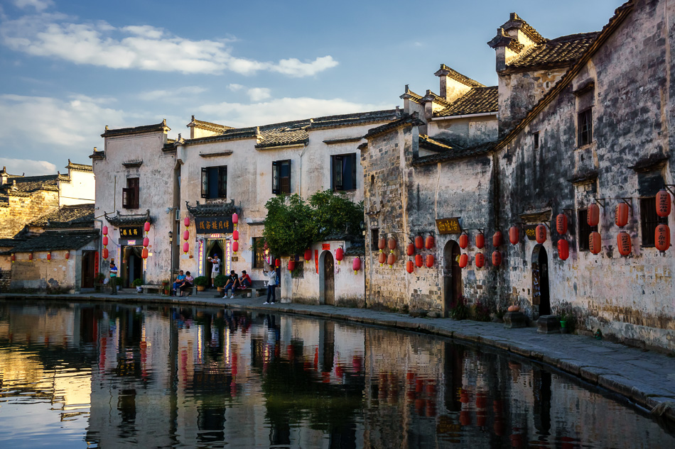 Hongcun, China, UNESCO World Heritage Site