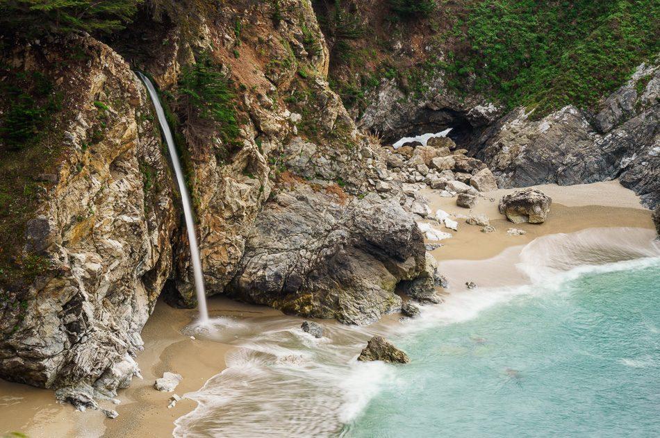 Day Trip to Big Sur California