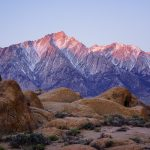 Return Trip to Alabama Hills California