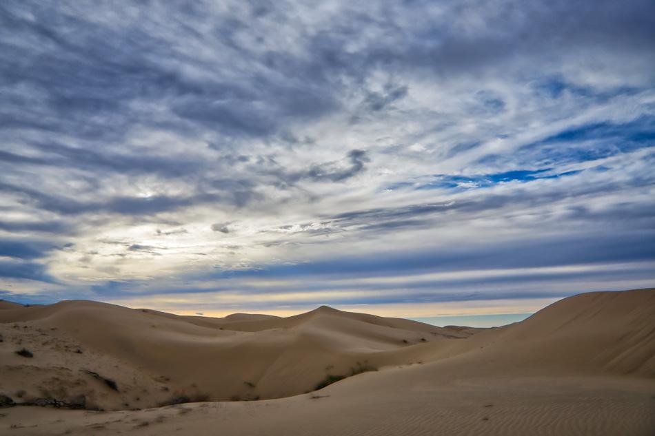 Algodones Sand Dunes, California